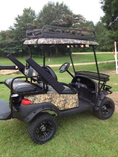 hunting-golf-cart-accessories