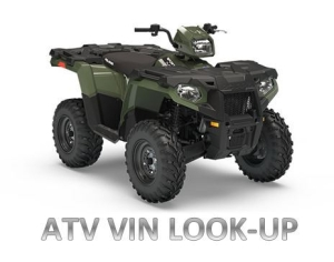 ATV VIN LOOKUP