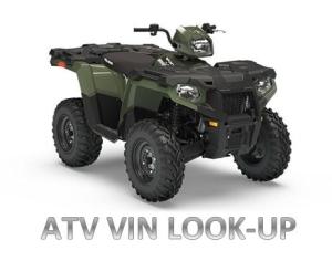 ATV VIN LOOKUP