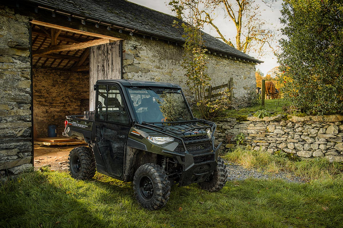 All Terrain Ireland | Golf Carts and Utility Vehicles